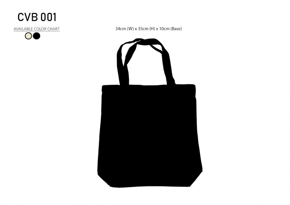 Canvas Bag - CVB 001