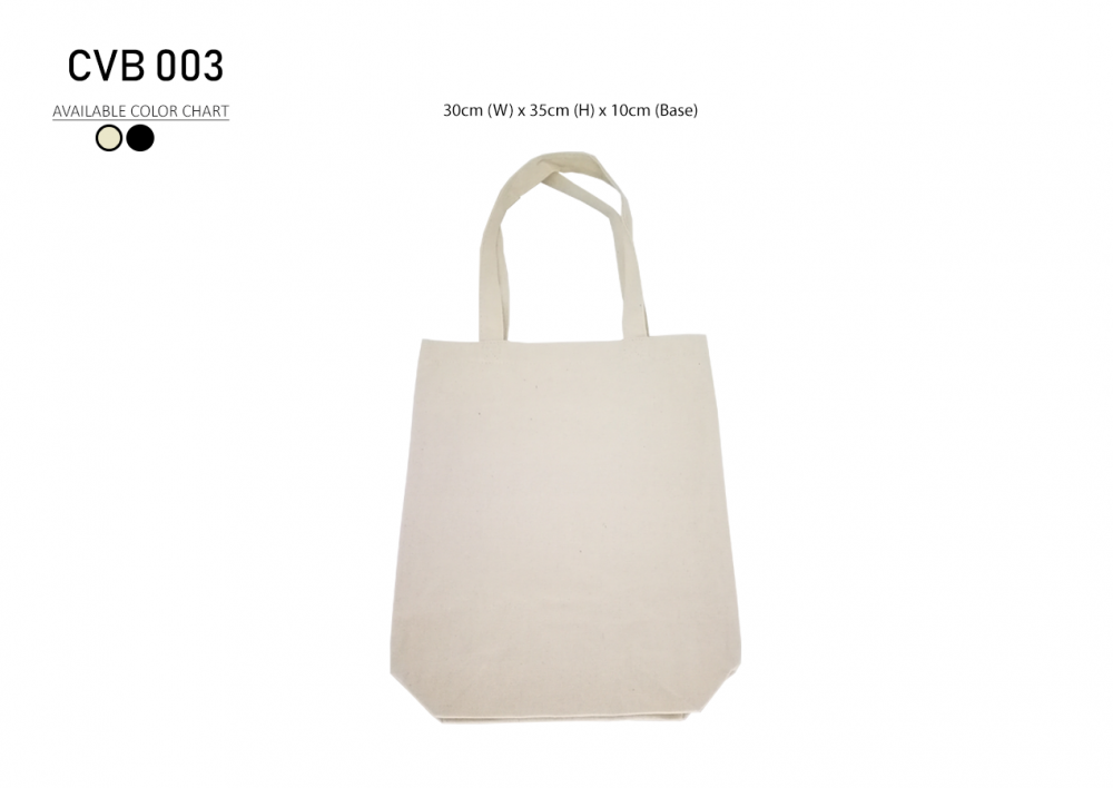 Canvas Bag - CVB 003