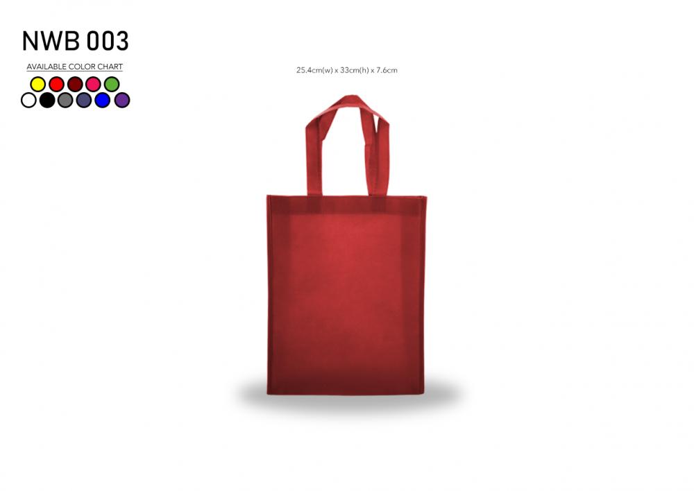 NWB 003 - NON WOVEN BAG