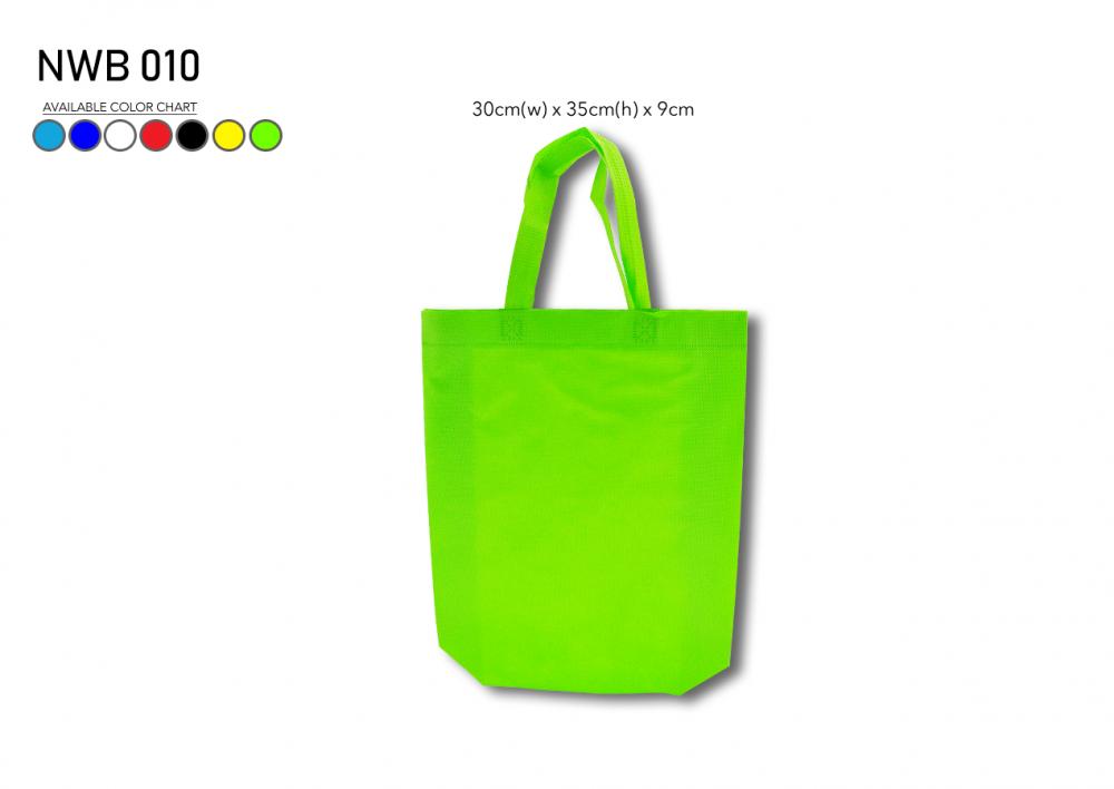 NWB 010 - NON WOVEN BAG