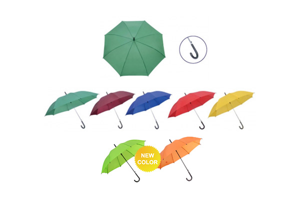 24 Nylon Taffeta Umbrella