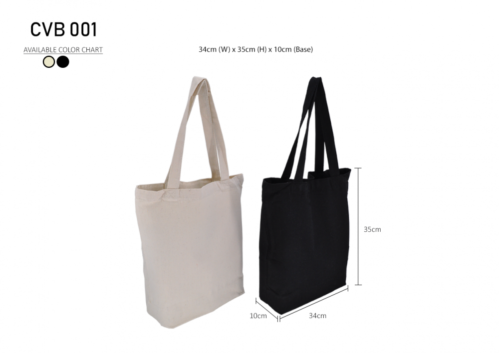 Canvas Bag - CVB 001