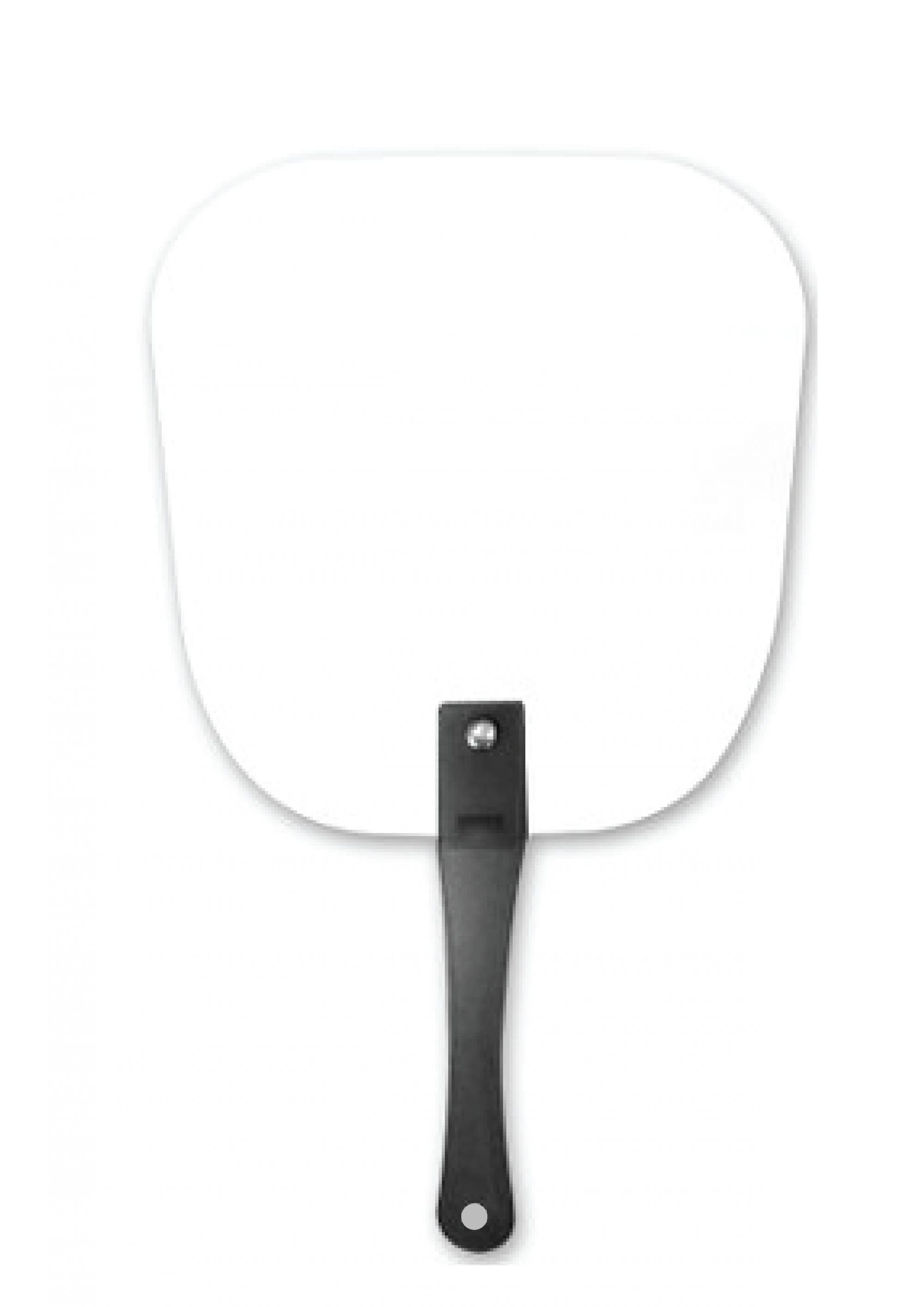 PP Hand Fan ( HF 001 )